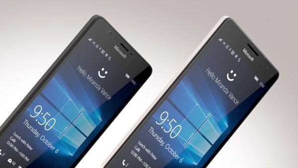 Microoft Lumia 950