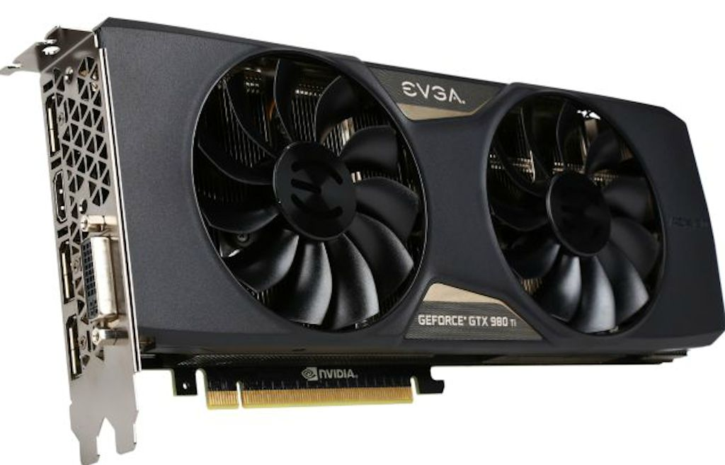 EVGA ships its GeForce GTX 980 Titanium cards with either in-house developed ACX 2.0+ or more a traditional blower cooling solutions.