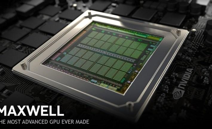 Nvidia GM200 Silicon, Maxwell GPU architecture