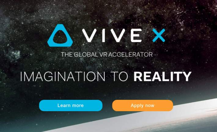 Vive X VR Accelerator Program