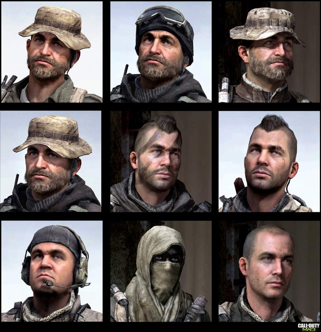 Jake Rowell worked on several CoD titles. Credit: Activision Blizzard