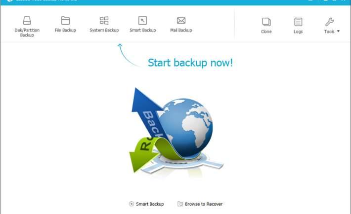 EaseUS ToDo Backup 9.1 - Free for all VR World readers!