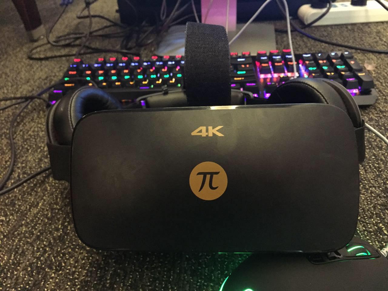 Meet the First 4K VR Headset - VR World