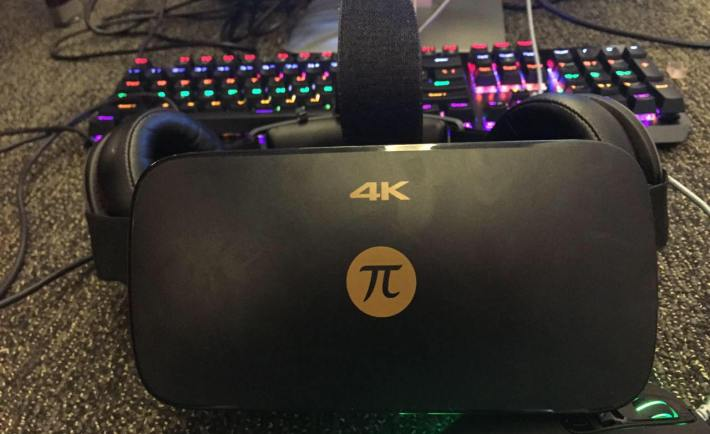 PIMAX 4K VR Headset Front
