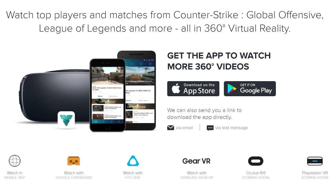 Sliver.TV App