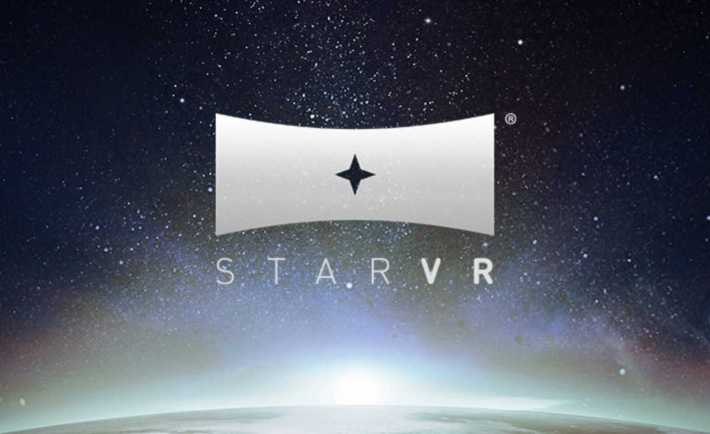StarVR Logo