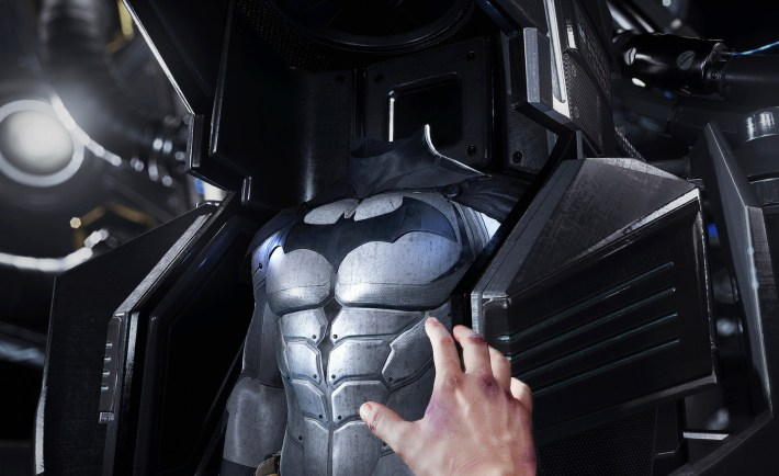 Playstation Timed Exclusive Batman Arkham VR Comes to Oculus Rift