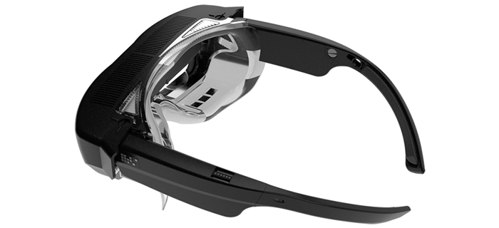 ODG R-7HL Rear Perspective