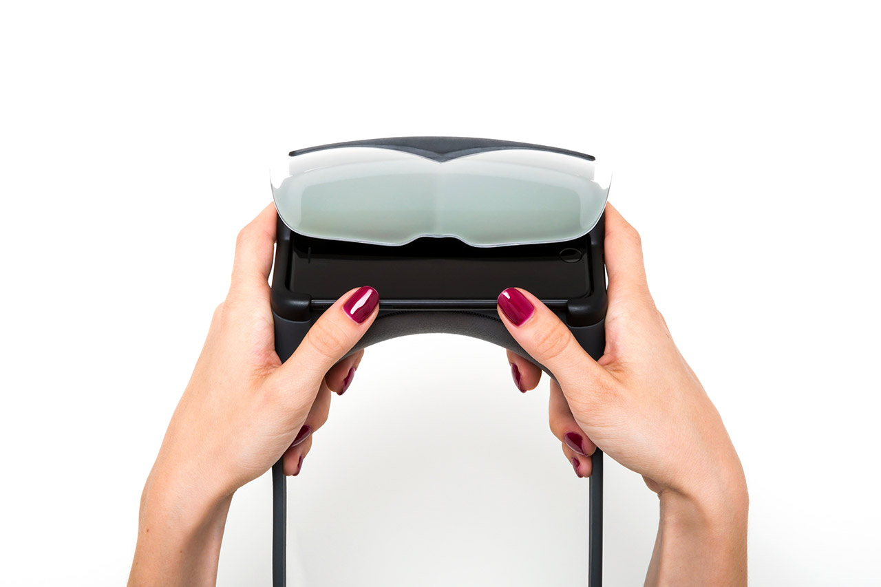 The Mira Prism Is An iPhone Compatible Augmented Reality Headset