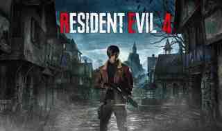 Artwork of Resident Evil 4
