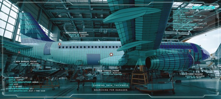 AerinX aims to revolutionise aircraft skin inspection with AR