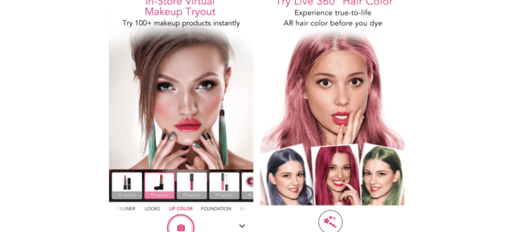 Perfect Corp brings beauty AR tech to stores with YouCam for Business