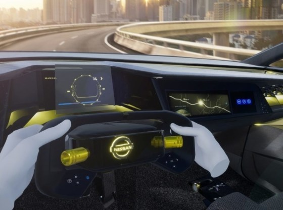 Watch Nissan use HaptX Gloves in car design