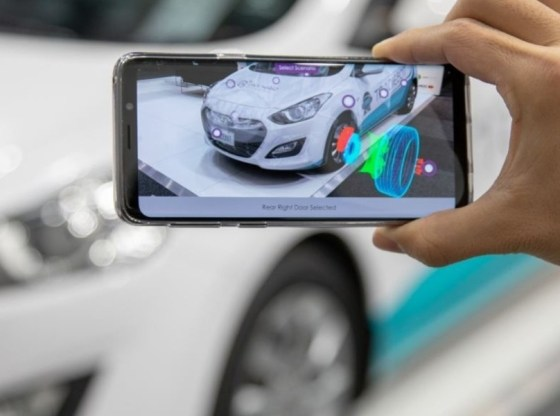 Australia's TradieBot releases AR app for intuitive vehicle repair