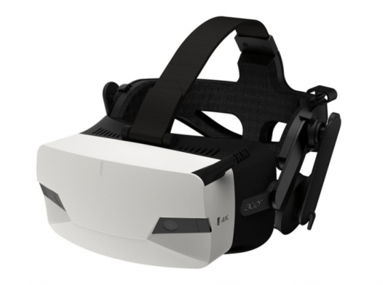 ConceptD OJO Windows Mixed Reality headset from Acer Watch the press event