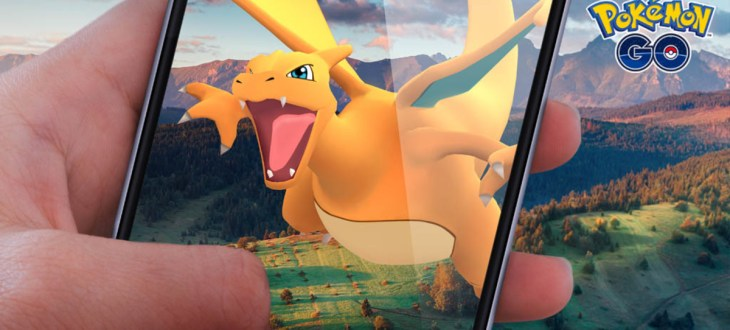 Pokémon GO and Snapchat dominate as fifth of Americans use AR