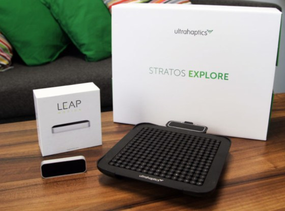 Leap Motion joins spatial rival