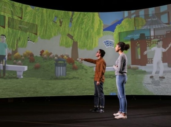 Rensselaer Polytechnic Institute makes immersive leaps forward