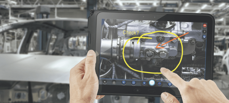 Librestream and Samsung partner on AR for industrial workers