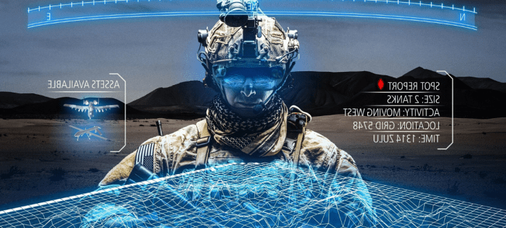 Raytheon develops VR training simulator for squads of soldiers
