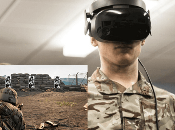 MoD gives go-ahead to VR training platform for armed forces