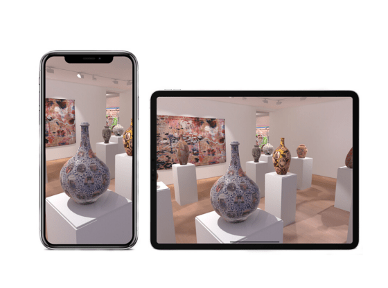 Vortic XR platform for art galleries to launch in April 2