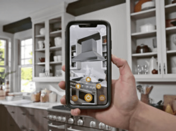 Zephyr launches AR app for kitchen design