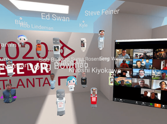 IEEE VR 2020 proves VR conferences are here to stay