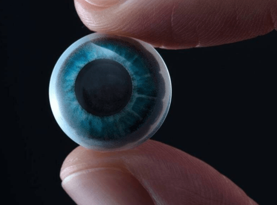 Mojo Vision secures funding for smart contact lens development