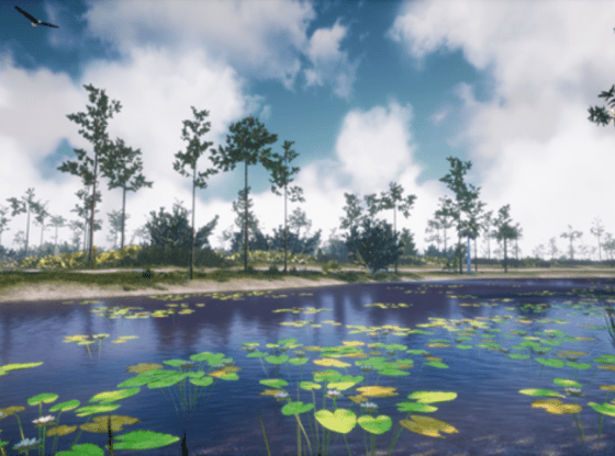 Epic Games backs VR field trip through unspoiled Florida habitat