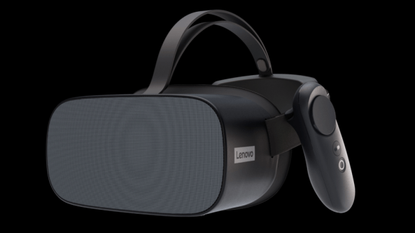 Lenovo unveils Mirage VR S3 headset for enterprise