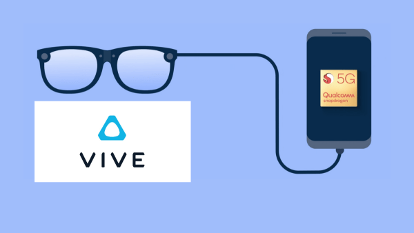 The Reality Wire - 13 June 2020 - Logos - HTC Vive
