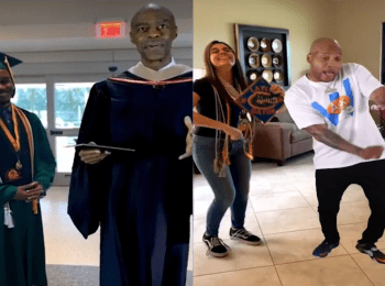 These graduates are ARight - Florida county students celebrate with Flo Rida