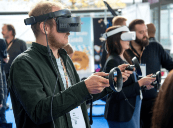 HTC Vive - developers see increase in enterprise adoption of VR