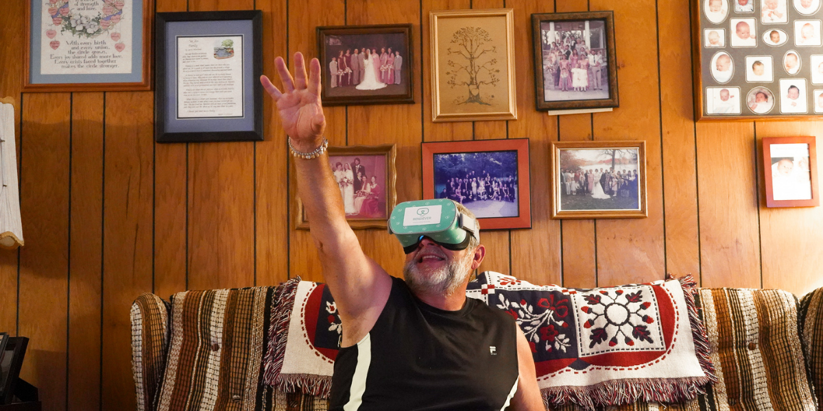 Rendever builds connections in senior living communities with virtual reality 1