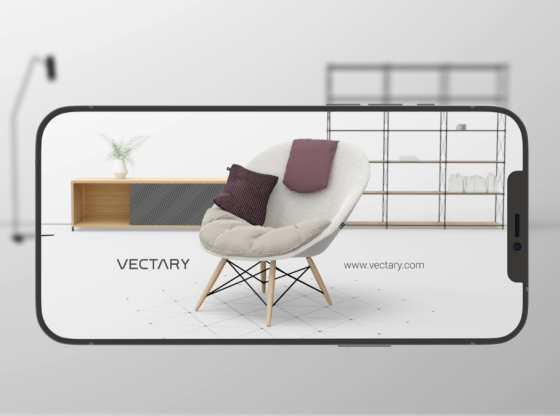 Vectary raises $7.3 million for web AR platform