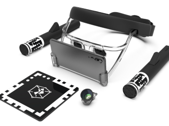 Zappar builds $40 mobile mixed reality headset
