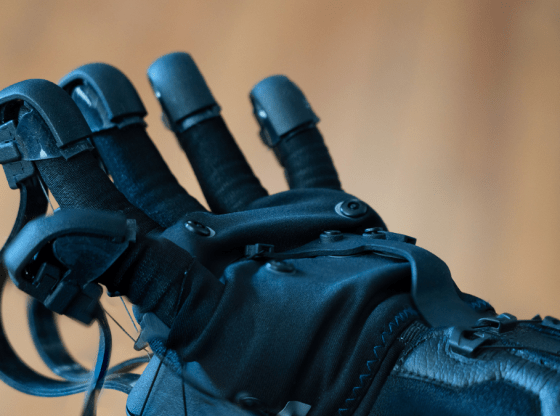 HaptX comes to market with its first commercially available haptic gloves 1