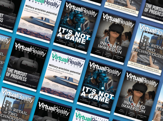 VRWorldTech Magazine becomes bimonthly publication for 2021