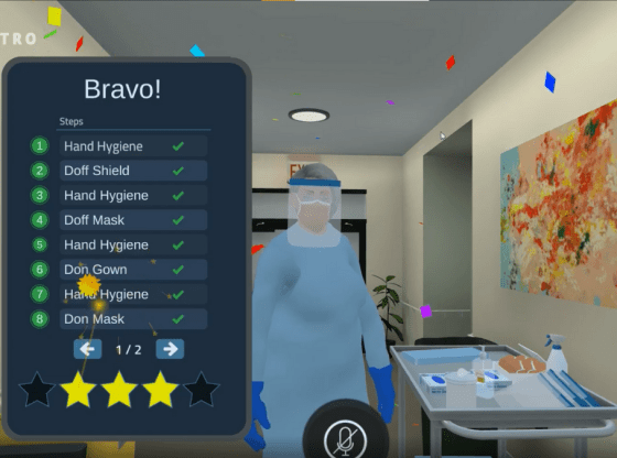Virtro uses VR and AI to train healthcare professionals 1
