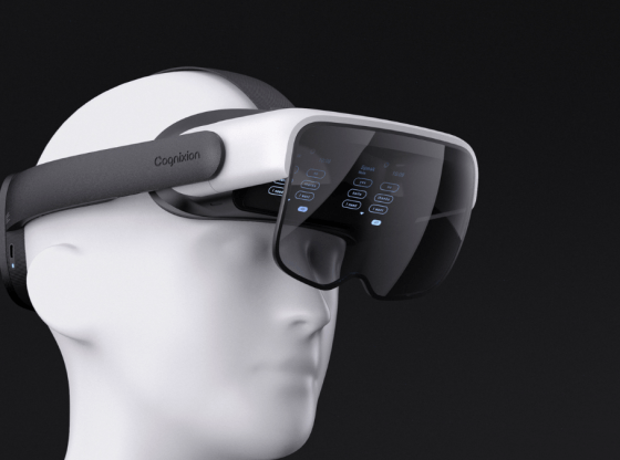 Cognixion ONE, where brain-computer interfacing meets augmented reality, is coming this year 1