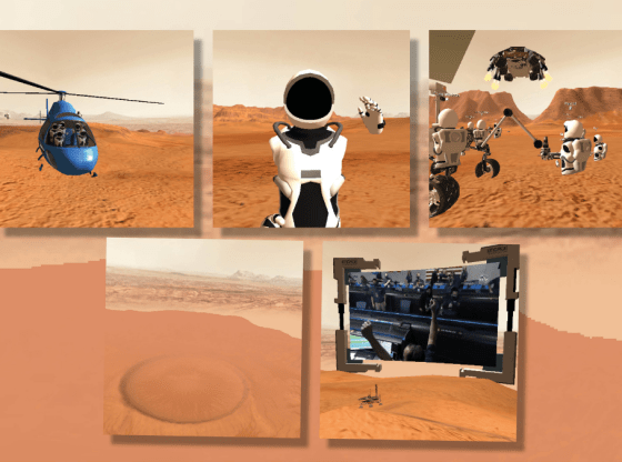 Editor's comment - Perseverance and landing on Mars 1