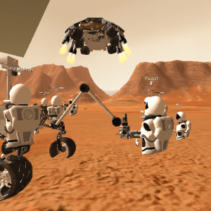 Editor's comment - Perseverance and landing on Mars 3
