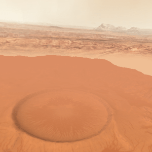 Editor's comment - Perseverance and landing on Mars 5