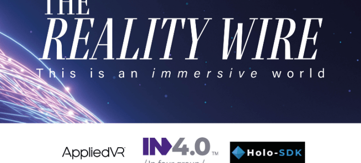 AppliedVR - Unity Centre of Excellence at HOST - Perception 7