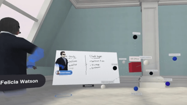 Arthur launches on Oculus Store for independent professionals—and as an intro for enterprise 1 (2)