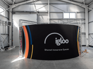 Igloo Vision opens demo centre in the Netherlands - Igloo cylinder