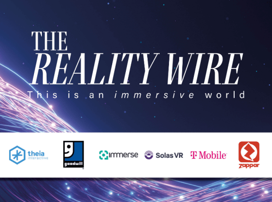 The Reality Wire - 12 April 2021 - Immersive technology cohort joins T-Mobile Accelerator