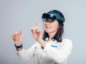 Ecolab mixed reality for life sciences - Main 1
