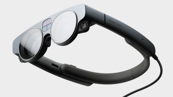 Magic Leap 2 is coming in 2022 - Magic Leap 2 headset 2